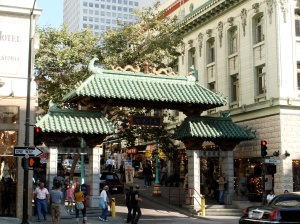 SF Chinatown Gate